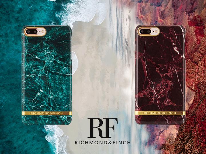 Richmond & Finch iPhone hoesje