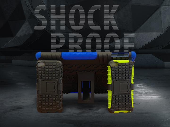 Shockproof iPhone hoesje